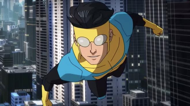 Invincible : la série super-héroïque prolongée par Amazon