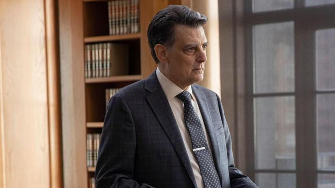 Décès de Joseph Siravo, père de Tony dans Les Soprano