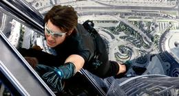 Découvrez ce que Tom Cruise ne doit pas faire durant ses cascades