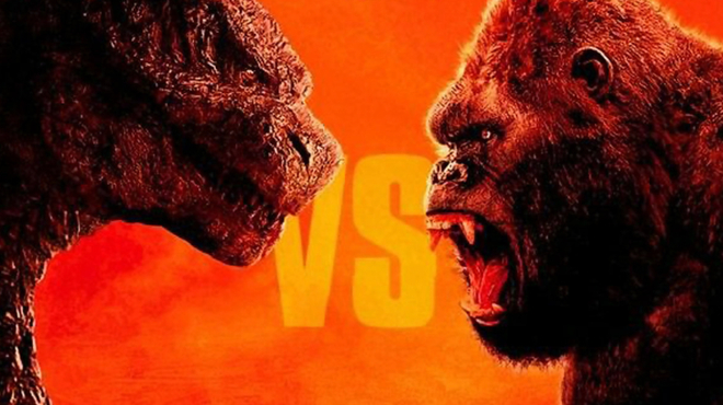 Godzilla vs Kong : le blockbuster établit un record au box-office mondial