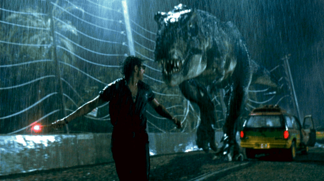 Jurassic Park : les coulisses de la création du T-Rex