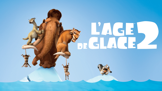 L'Âge de glace 2 : découvrez l'évolution de l'animation