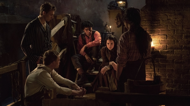 Les Irréguliers de Baker Street : les acteurs donnent des indices sur la saison 2