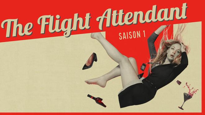 The Flight Attendant sur Warner TV : c'est quoi cette série avec Kaley Cuoco ?