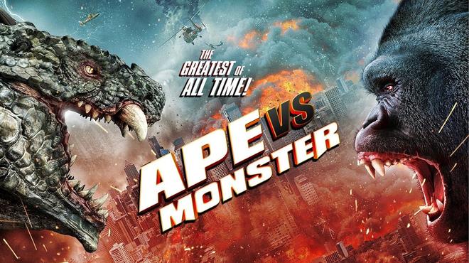 Ape vs Monster : découvrez le trailer de la parodie de Godzilla vs Kong