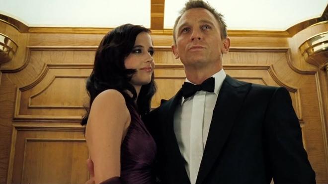 Eva Green : encore une Française pour jouer James Bond Girl !