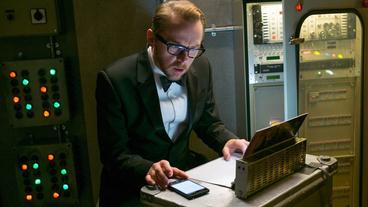 Mission Impossible 7 : Simon Pegg dévoile ses matins de tournage avec humour
