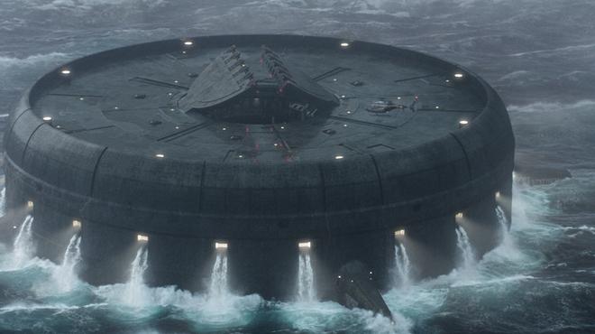 Falcon et le Soldat de l'Hiver : découvrez le RAFT, la prison haute sécurité de l'univers Marvel