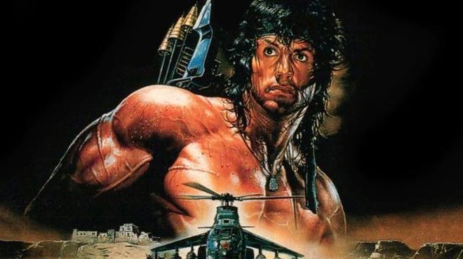 Rambo 3 : une légende d'Hollywood devait jouer face à Sylvester Stallone