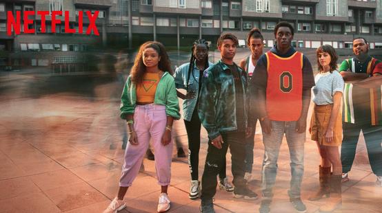 Zéro sur Netflix : c'est quoi cette série de super-héros made in Italie ?