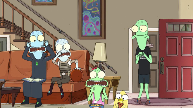 Solar Opposites sur Disney + : c'est quoi cette série animée de Justin Roiland (Rick et Morty) ?
