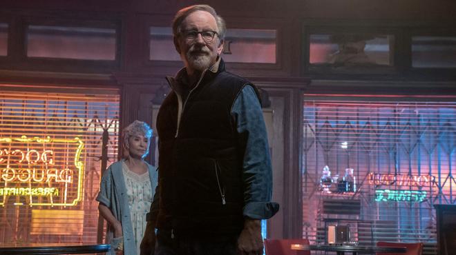 Steven Spielberg signe un deal avec Netflix