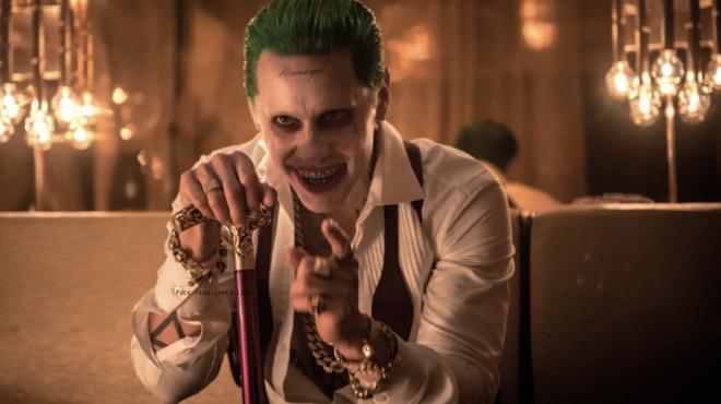 Suicide Squad : David Ayer révèle un aperçu du Joker entièrement nu