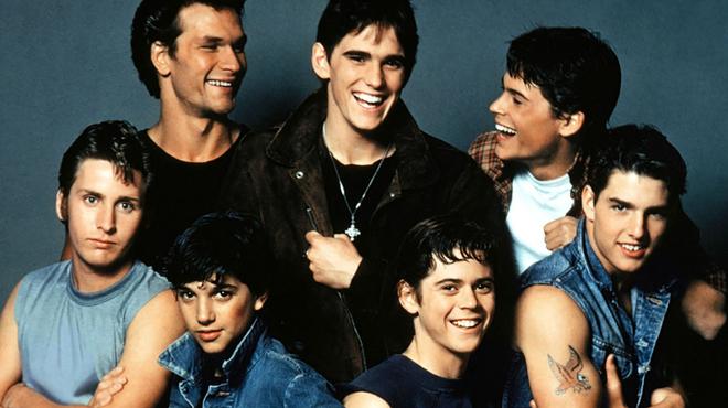 """The Outsiders sur Prime Video : Tom Cruise se souvient d'une """"cascade"""" très particulière"""