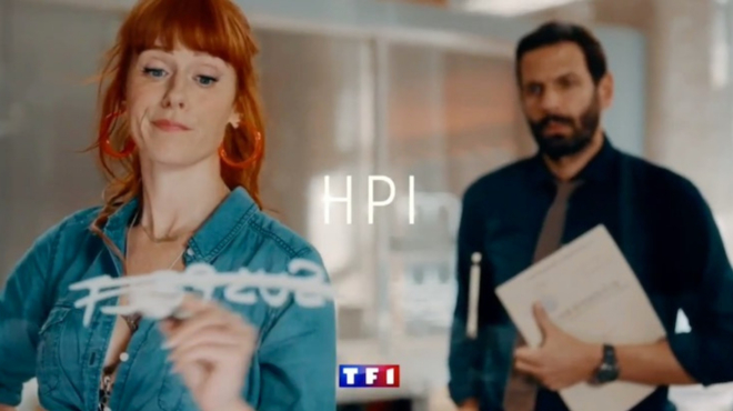 HPI : la tornade Audrey Fleurot débarque sur TF1