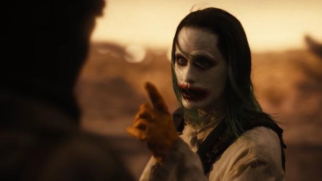 Zack Snyder's Justice League : le réalisateur dévoile une scène coupée du Joker