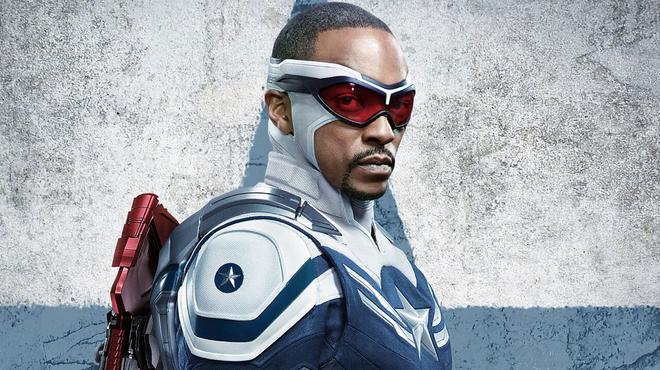 Anthony Mackie dévoile les différences entre son Captain America et celui de Chris Evans