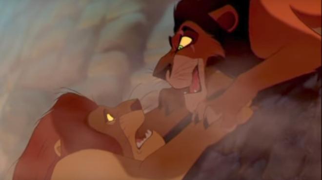 Le Roi Lion : une célèbre réplique du film aurait pu être bien différente