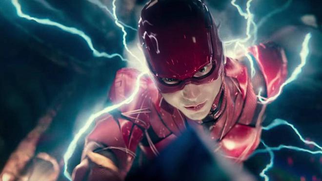 Film The Flash : le manoir Wayne du Batman de Tim Burton a été recréé