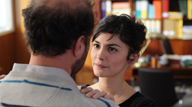 La Délicatesse sur Netflix : Audrey Tautou a « réellement » volé un baiser à François Damiens