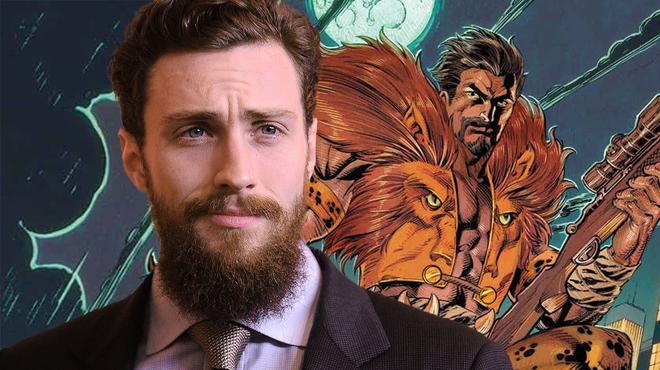 Kraven le chasseur : Aaron Taylor-Johnson jouera le rôle de l'ennemi de Spider-Man