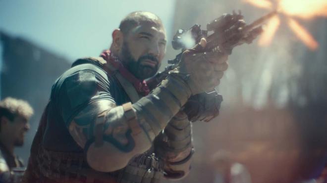 Army of the Dead : une suite est-elle possible ? Zack Snyder répond