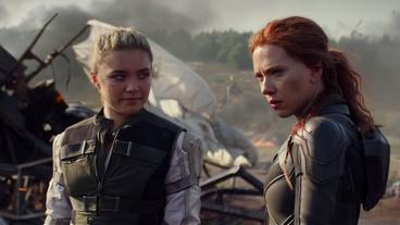 Black Widow : découvrez un extrait musclé du film Marvel