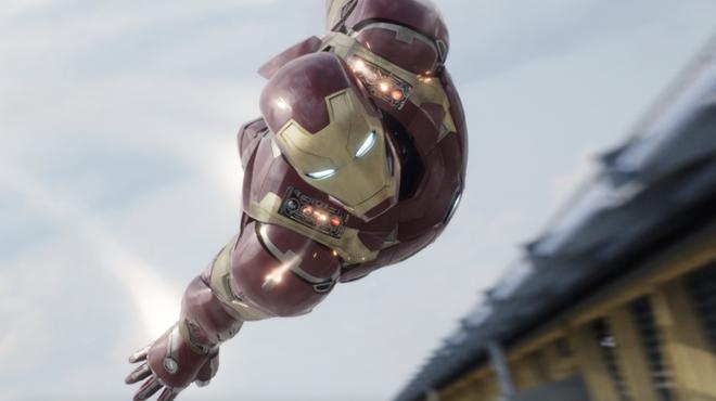 Un fan de Marvel a recréé le casque d'Iron Man