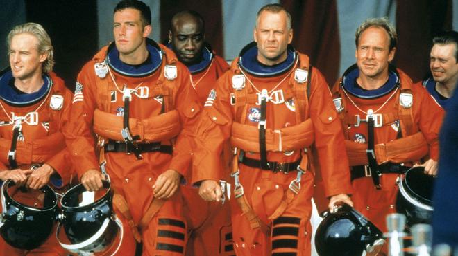Armageddon : l'astuce de Bruce Willis pour réussir LA scène d'émotion