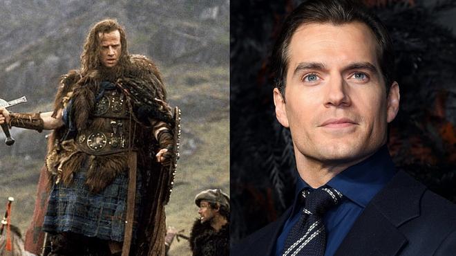 Highlander : Henry Cavill en lice pour le reboot du film