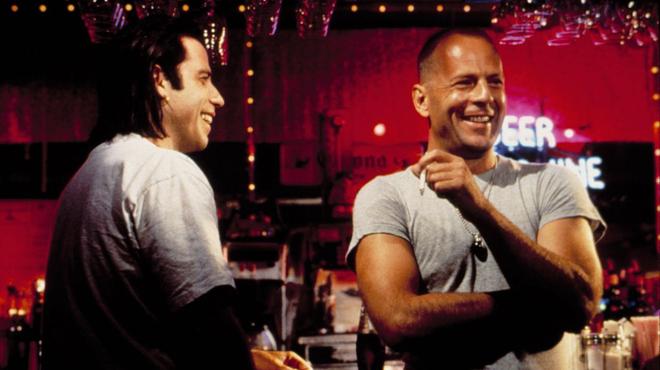 Paradise City : après Pulp Fiction, John Travolta et Bruce Willis se retrouvent