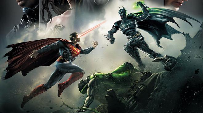 Un film d'animation DC tiré du jeu vidéo Injustice va voir le jour
