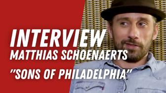 Matthias Schoenaerts (Sons of Philadelphia) :