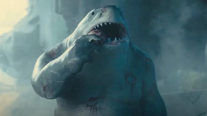 The Suicide Squad : James Gunn explique le choix de Sylvester Stallone pour jouer King Shark
