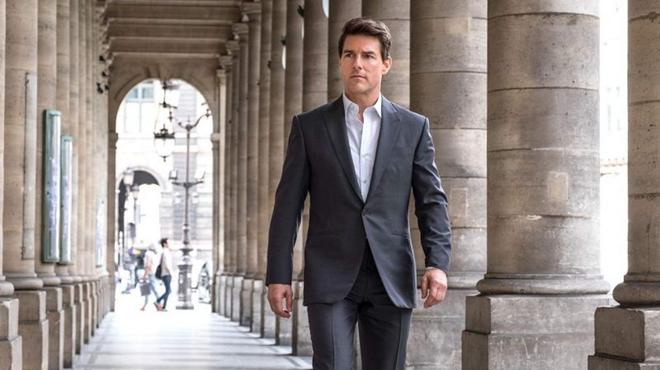 Mission Impossible 7 : une nouvelle image folle de Tom Cruise dévoilée