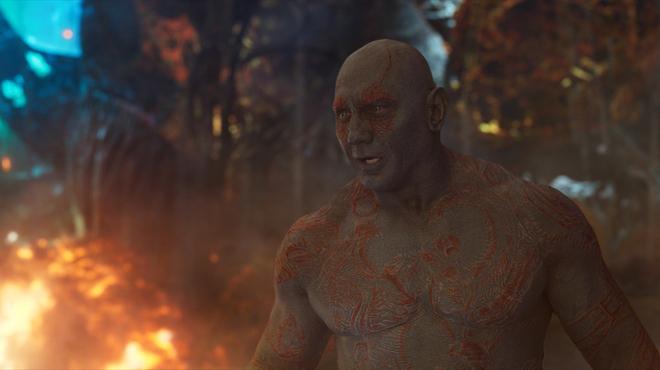 Les Gardiens de la Galaxie 3 : la fin de Drax dans le prochain opus ?