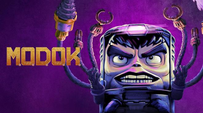 M.O.D.O.K : c'est quoi cette nouvelle série Marvel disponible sur Disney+ ?