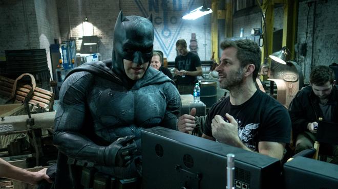 Marvel/DC : Zack Snyder commente les critiques de Martin Scorsese