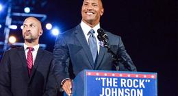 Dwayne Johnson est président dans le teaser des prochains épisodes de Legends of Tomorrow saison 6
