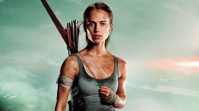 Tomb Raider : la poitrine d'Alicia Vikander a fait débat