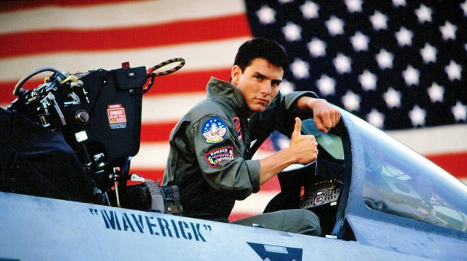 Tom Cruise partage une photo nostalgique pour célébrer l'anniversaire de Top Gun