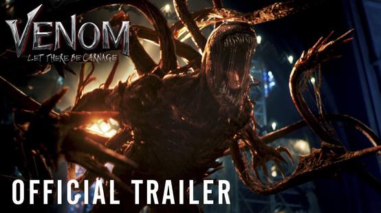 Venom 2 : Carnage arrive dans une première bande-annonce
