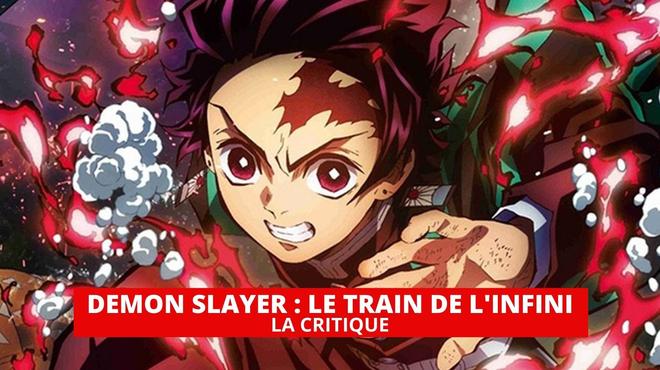 Demon Slayer Le train de l'infini : bienvenue à bord !
