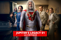 Jupiter's Legacy : une série de super-héros décevante