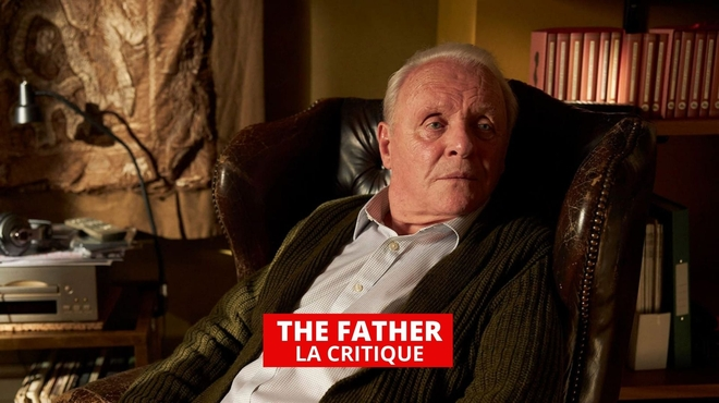 The Father : Anthony Hopkins magistral dans un drame sur Alzheimer