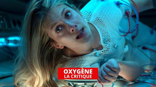 Oxygène : Mélanie Laurent en plein cauchemar claustrophobe