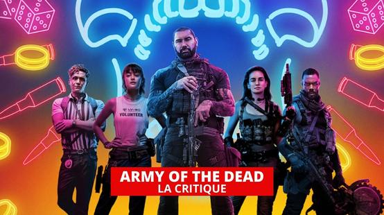 Army of the Dead : Zack Snyder fait sauter la banque