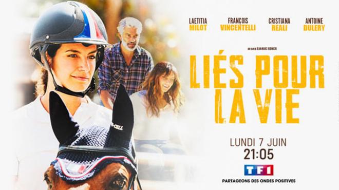 Liés pour la vie : Laëtitia Milot adapte son roman pour TF1