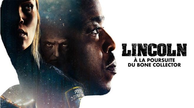 Lincoln - À la poursuite du Bone collector sur TF1 : c'est quoi cette nouvelle série policière ?