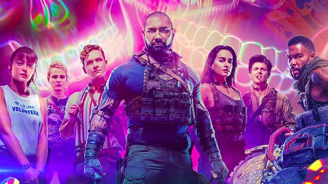 Netflix dévoile sa nouvelle liste des 10 films les plus populaires